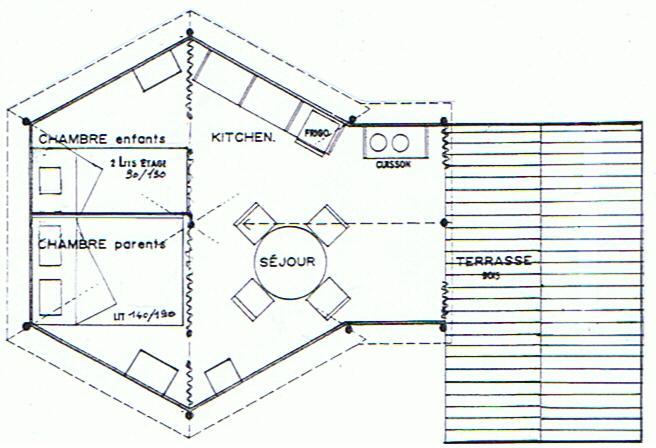tipi plan le camping du lac de bournazel. Black Bedroom Furniture Sets. Home Design Ideas